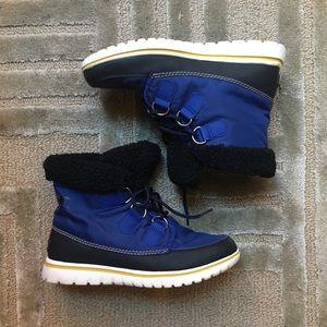 SOREL - Cozy Carnival Winter Aviation Boots, Black